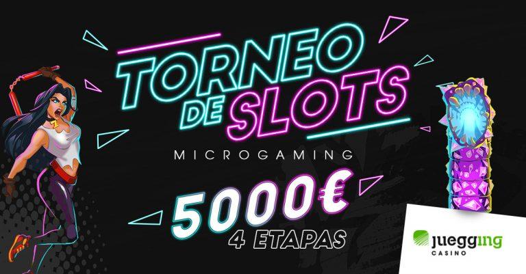 Torneo de slots 2020