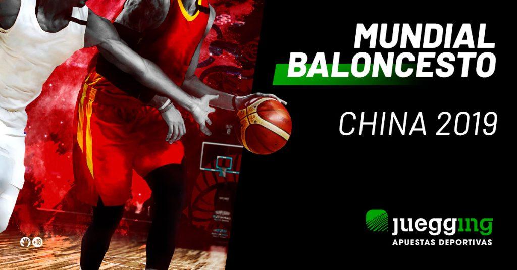Mundial Baloncesto China 2019