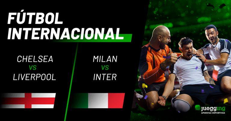 Fútbol Internacional Milan-Inter