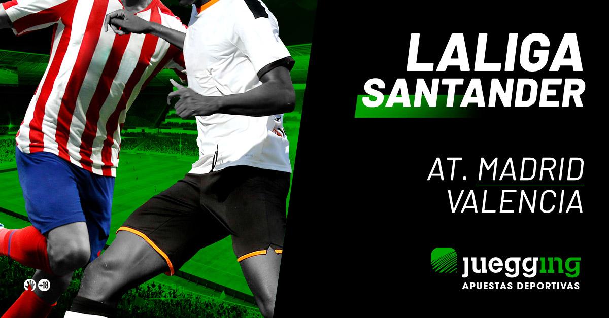 El Partidazo Atlético de Madrid vs Valencia