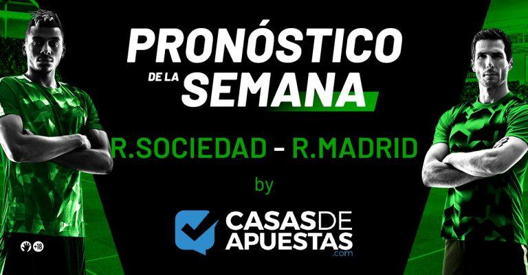 Pronóstico Real Sociedad Real Madrid