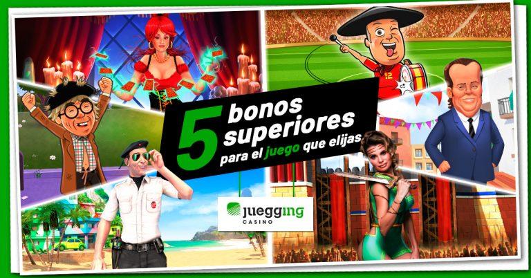 Bonos gratis slots