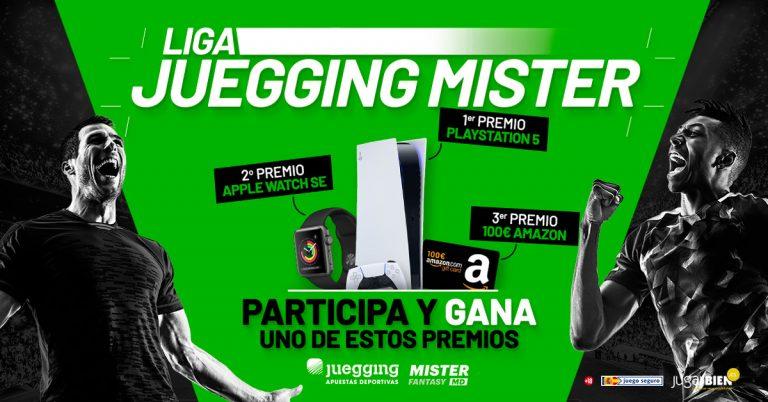 Liga Fantasy Mister Juegging