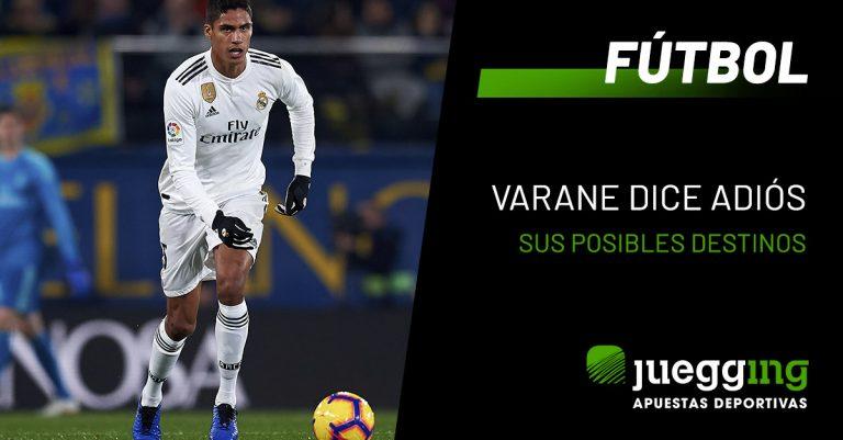 Varane quiere dejar el Real Madrid